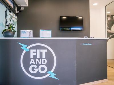 Fit And Go Roma Infernetto - 1