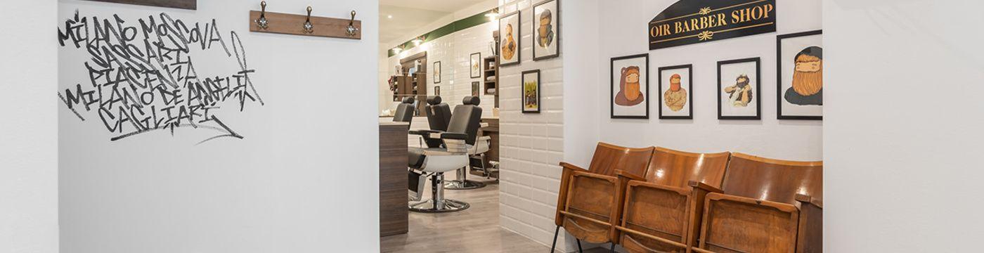 Oir Barber Shop Cagliari